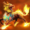 麒麟:孔子の生まれた時に現れたという仁徳の霊獣を解説