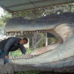 絶滅していて本当にありがとうと思うような巨大生物達の激ヤバ画像集