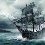 【フライングダッチマン】沈没したはずなのに・・・世界中の有名な幽霊船たち
