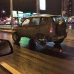 ロシアすげー!無駄に高い技術がじわじわ来る。三輪でも走ってしまう車が撮影される ロシア