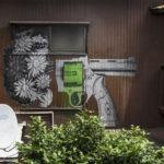 【芸術】LUDO氏が来日して、渋谷周辺に壁画を描きまくっている