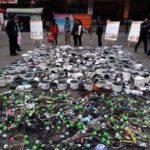 【中国の反応】大学が学生から炊飯器を没収して構内に陳列する。