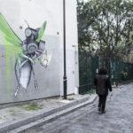 【芸術】LUDO氏の新作がパリのストリートに登場 フランス パリ