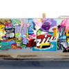 【芸術】POSE氏の新作壁画がシカゴで完成