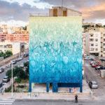 【芸術】自然の色と形を凝縮させたTellas氏の新作 イタリア カリャリ