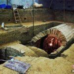 中国で東晋から隋、唐にかけての古墳群が発掘される 襄陽