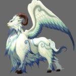 白澤は崑崙山に住んでいて森羅万象に精通している徳の高い神獣