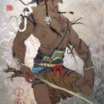 夸父:弱きを助け悪を挫く太陽に立ち向かった伝説の巨人