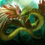 中国神話中の神獣妖怪霊獣などのまとめページ