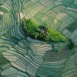 【世界って面白い】空から撮った世界中の思わずうっとりする光景25ヶ所
