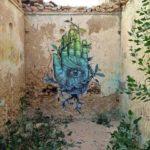 【芸術】Alexis Diaz氏の新作壁画 in チュニジア