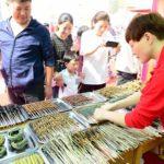 【中国】閲覧注意!浙江省で昆虫美食祭が開催される