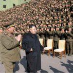【中国の反応】金正恩氏が満面の笑みで朝鮮人民軍を閲兵する