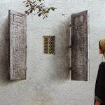 【芸術】これは思わず触ってしまうぞ!壁に立体的な窓などを描いてみた