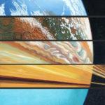 【宇宙】太陽系の惑星を集めて合体させてみた