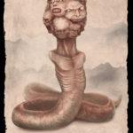 相柳と浮遊:共工の忠実なしもべで洪水を起こす凶悪無比の悪神たち