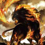 禍斗:火焔を食べて炎を巻き起こす火神の助手