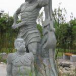 四罪(共工、鯀、三苗、驩兜):古代中国神話中の悪行を尽くし舜に断罪されてしまった悪神達