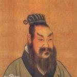 帝俊:天帝でもともとは夔と言う神様な上、太陽と月の父親でもあった帝