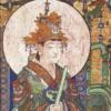 西王母(王母娘娘):中国神話中で崑崙山に君臨する不老長寿の薬を司る女神
