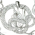 禺強、禺京:北方の海神であり風神でもあり冬を司る神