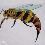 中国神話に出てくる巨大な昆虫の怪物達:欽原、玄蜂、南海蝴蝶、朱蛾、文文