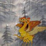 中国神話の奇妙な鳥を集めてみた。怪鳥特集1(尚付、酸與、絜鈎、跂踵、勝遇、竦斯)
