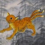中国神話の奇妙な猫の怪物を集めてみた。怪猫特集1(讙、類、梁渠)