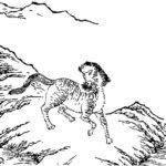 中国神話の奇妙な馬の怪物を集めてみた。怪馬特集1(鹿蜀、矔疏、旄馬、駁、蛩蛩)