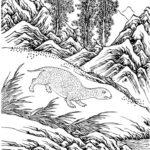 中国神話の奇妙な亀の怪物を集めてみた。怪亀特集1(蛫、三足鼈、亀蛙)