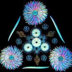 【芸術】小さな傑作!地球上に存在する単細胞生物を集めて作品にしてみた!