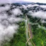 息をのむほど素晴らしい。中国陝西省各地をドローンで空から撮影した写真集