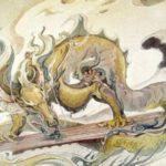 中国伝説の龍生九子の逸話と存在の意味を生まれた順番に解説します!