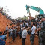 【中国】明朝時代の墓が見つかり、保存状態の良い当時の壁画が発掘される
