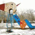 【悪夢】これは絶対に夢に出てくるぞ!楽しい公園を悪夢に変える遊具