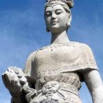 女媧:中国神話における創造神で人を始めとして様々な動物を作り出した女神