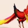 重明鳥:圧倒的な力で魑魅魍魎を駆逐して福をもたらす神鳥