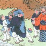 氷夷神:河伯の別名であるとも言われている黄河を統べる河神