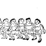 中国神話の奇妙な人を集めてみた。怪人特集1(大人、小人、不死民、樸父)