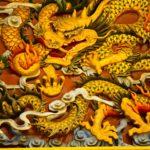 五龍氏:古代中国初初期に世を治めたという古の帝たち